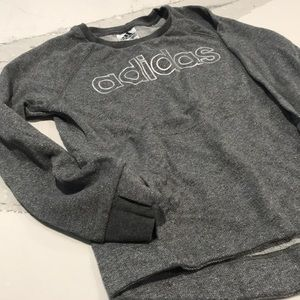💝 Girls 12/14 Large Adidas Sweatshirt